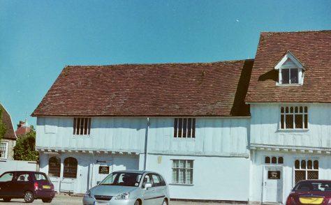 Lavenham Primitive Methodist chapel