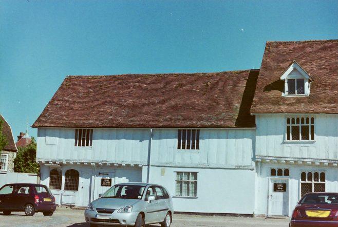 Lavenham Primitive Methodist chapel | Philip Thornborow, 2009