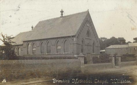 Willaston Primitive Methodist chapel 1889, Wirral