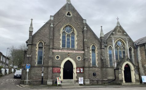 Dorchester Primitive Methodist chapel