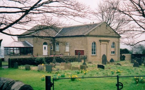 Norland Mount Zion Primitive Methodist Chapel