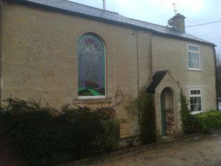 Former Box Primitive Methodist chapel in Beech Road | Stephen Wheeler February 2021