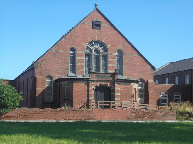 East Stanley Primitive Methodist Chapel