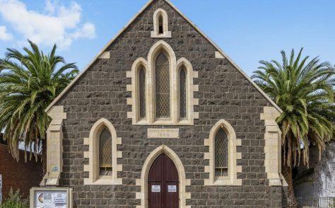 Geelong West Primitive Methodist Chapel, Victoria