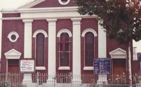 East Ham High Street South Primitive Methodist church
