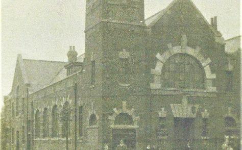Manor Park Primitive Methodist church