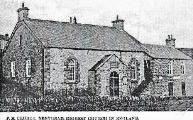 Nenthead Primitive Methodist chapel   Englesea Brook collection: ENBPM:2020.126