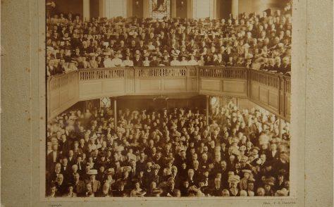 Tunstall Centenary Meeting 1907