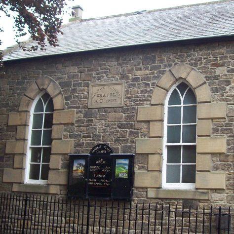 Corbridge Primitive Methodist Chapel, Northumberland | Linda Robertson