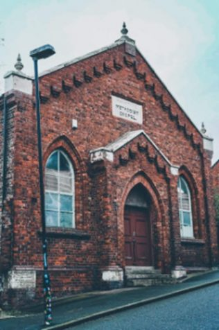 South Hylton Primitive Methodist chapel | Supplied by Richard Jennings