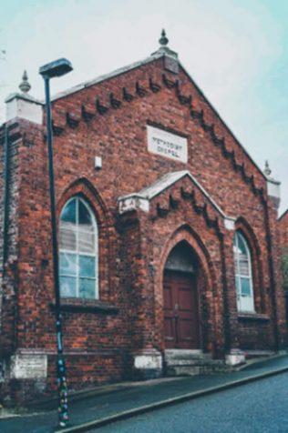 South Hylton Primitive Methodist chapel   Supplied by Richard Jennings