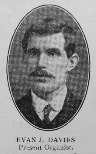 Evan J Davies