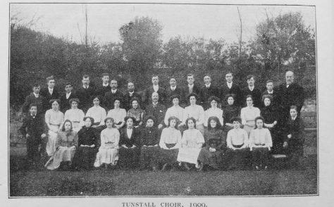 Tunstall Choir