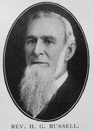Russell, Henry George and Martha (nee Hambley)