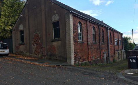 Darwen Sandhills Primitive Methodist school/chapel