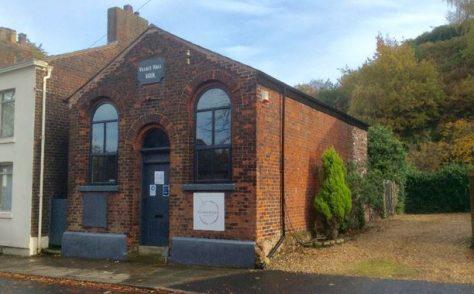 Halton Primitive Methodist chapel