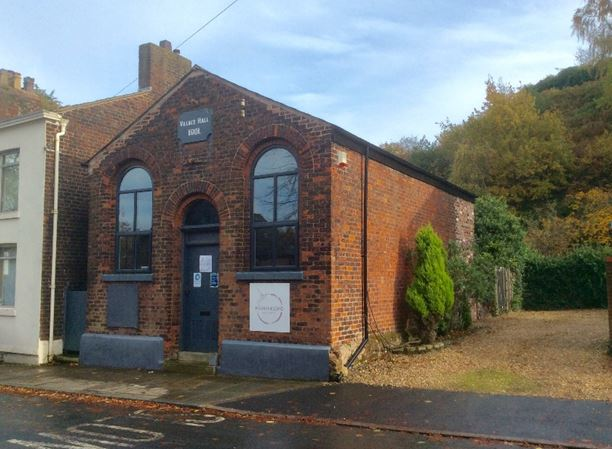 Halton Primitive Methodist chapel | Christopher Wells October 2020