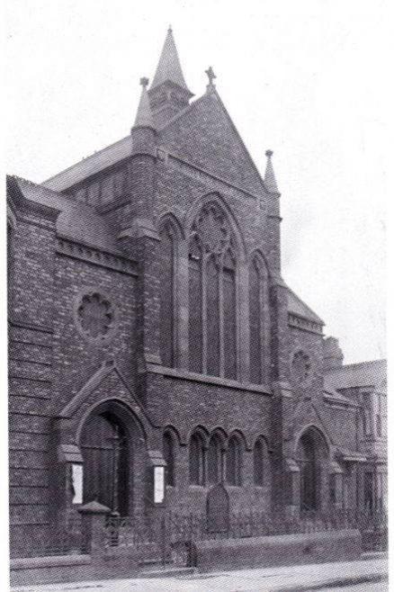 Sunderland Newcastle Road Primitive Methodist chapel | Sunderland Antiquarian Society