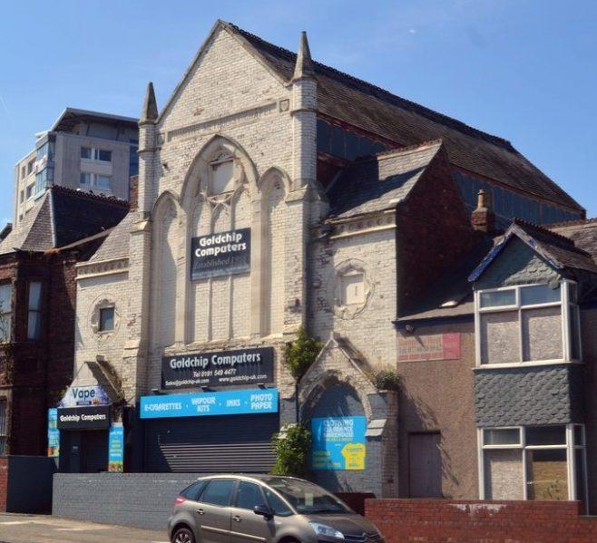 Sunderland Newcastle Road PM | Richard Jennings 2020