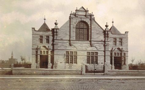 Aintree Primitive Methodist Chapel