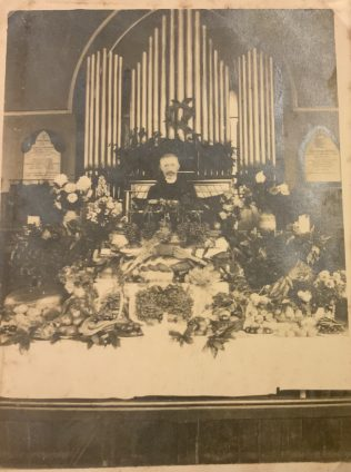 Fulham Primitive Methodist chapel, Broughton Road Approach. Interior 1920s | Steven Wild