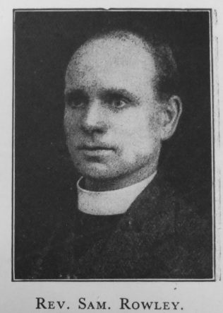 Rowley, Samuel (1882-1961) | Wycherley