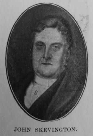 Skevington, John (1801-1850) | Kendall