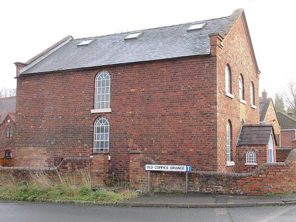 Old Park Primitive Methodist chapel | Janice Cox
