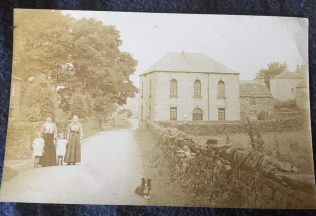 Allenheads Primitive Methodist chapel | provided by Mark Graham