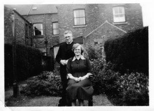 Rev. Elijah and Mrs Green | Provided by Jane Richardson