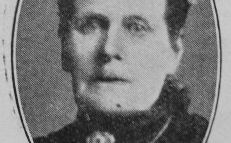 Horsman, Ruth (nee Fox) (1839-1909)