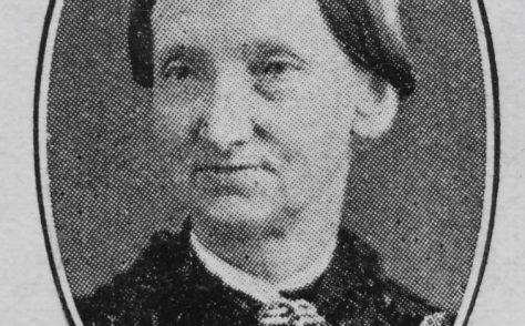 Johnson, Mary (nee Leach) (1828-1901)