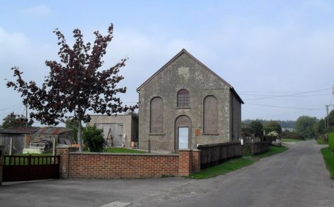 Oldcroft Bethesda Primitive Methodist chapel
