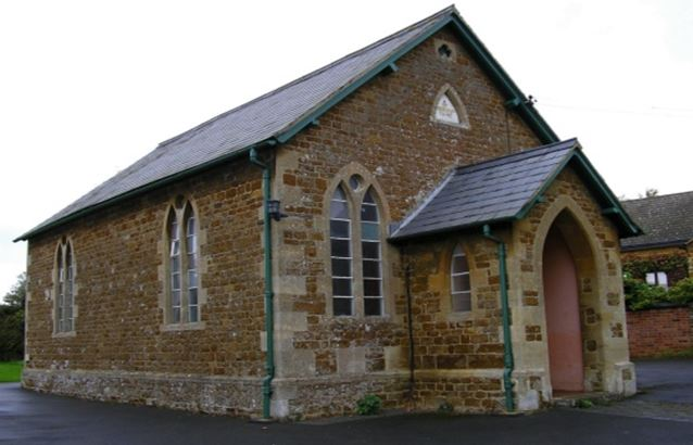 Wigginton Primitive Methodist chapel | Martin Hannant 2021