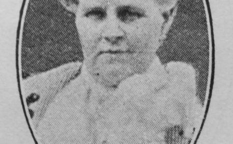 Roberts, Elizabeth (nee Shaw) (1860-1909)
