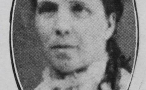Thurger, Ann (nee Juggins, nee Daniel) (1843-1910)