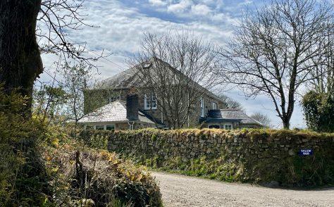 Chacewater Salem Primitive Methodist Chapel