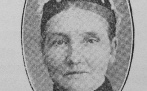 Cariss, Ann (nee Clifford) (1839-1910)