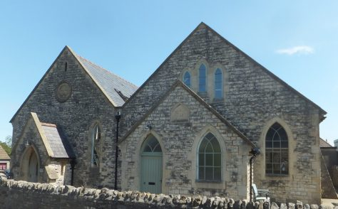 Paulton Primitive Methodist chapel