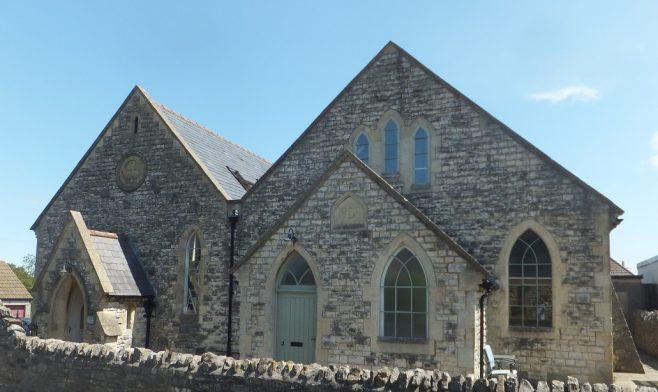 Paulton Newtown Primitive Methodist Chapel | Jeff Parsons June 2021