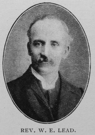Lead, William Edmund (1868-1937)