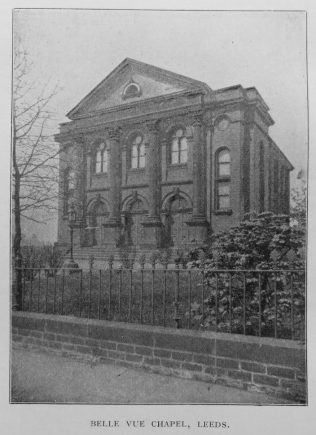 """A Review of """"The Records of Primitive Methodism in Leeds'"""" by William Beckworth"""