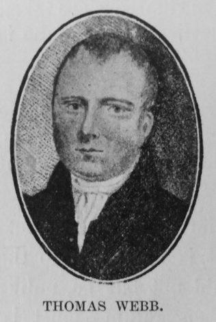Webb, Thomas (1791-1865) | Kendall