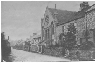 Midsomer Norton Redfield Road Primitive Methodist chapel | provided by Jeff Parsons