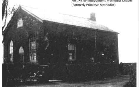 Risley Primitive Methodist chapel