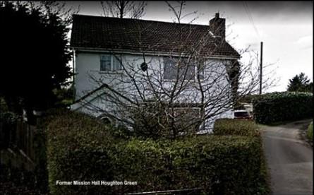 former Houghton Green Primitive Methodist mission room i | Rex Houghton