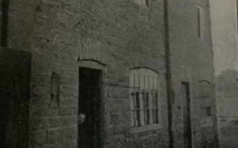 Hucknall's first Primitive Methodist preaching place