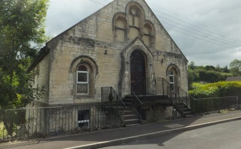 Clandown Primitive Methodist chapel