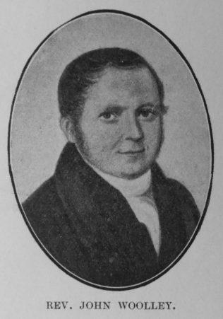 Woolley, John (1798-1833)