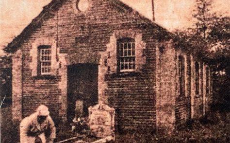 Wickham St.Paul Primitive Methodist Chapel Suffolk